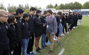 El mundo del rugby llora la pérdida del menor fallecido en una cacería en Villalba, Valladolid
