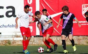Dura goleada en casa para el Santa Marta ante el Numancia B (0-4)