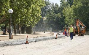 Concluyen las obras de acondicionamiento del camino del río de la Aldehuela