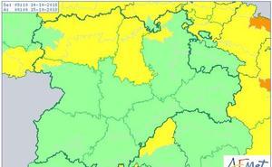 La tormenta tropical Leslie deja rachas de 96 km/h en primeras horas en Zamora