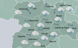 Zamora, la provincia más afectada por Leslie con la rotura de una línea eléctrica y diez avisos por caídas de árboles y ramas