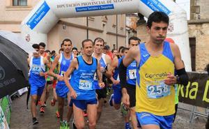 La Media Maratón de Cantalejo vence al viento y a la lluvia