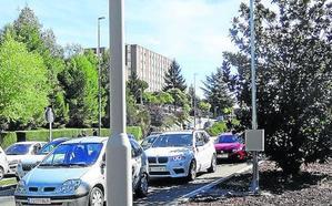 La avenida de Soria estrena un radar de cámara para controlar el semáforo