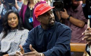 Kanye West ha desvelado su 'fácil' contraseña del móvil