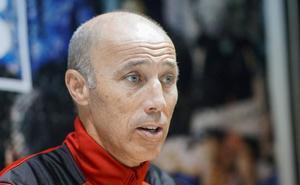 Calderón: «Este es el camino del Salamanca CF UDS, desde el orden jugar al fútbol»
