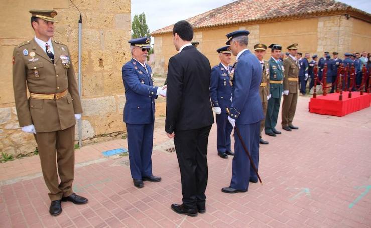 Jura de bandera en Medina de Rioseco