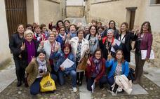 Jornada en Urueña con motivo del Día Internacional de la Mujer Rural