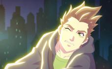 'Virtual Hero', un anime para los incondicionales del Rubius