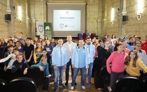 El FS Salamanca y Ecotisa dan a conocer el proyecto 'Futsal en valores'