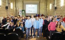 El FS Salamanca y Ecotisa presentan el proyecto 'Futsal en valores'