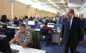 Herrera destaca en Salamanca la transformación del tejido productivo en la última década