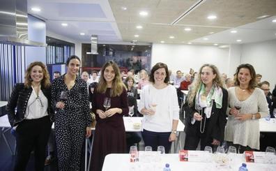 'Requeterrepóker' de reinas del vino
