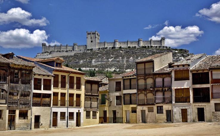 Diez pueblos para perderse en la provincia de Valladolid
