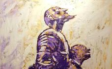 El pintor Miguel Elías aporta una obra al Premio de Poesía Pilar Fernández Labrador