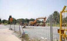 El Ayuntamiento rescindirá el contrato del vial del hospital si las obras no empiezan «de forma inmediata»