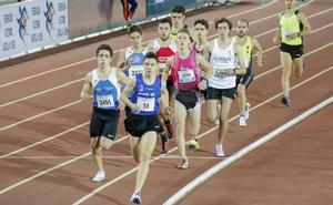 La Territorial aprueba dos nuevas competiciones en la pista cubierta de atletismo de Salamanca