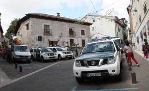 Dos detenidos, uno en Cuéllar y otro en Olmedo, por agredir a un grupo de personas