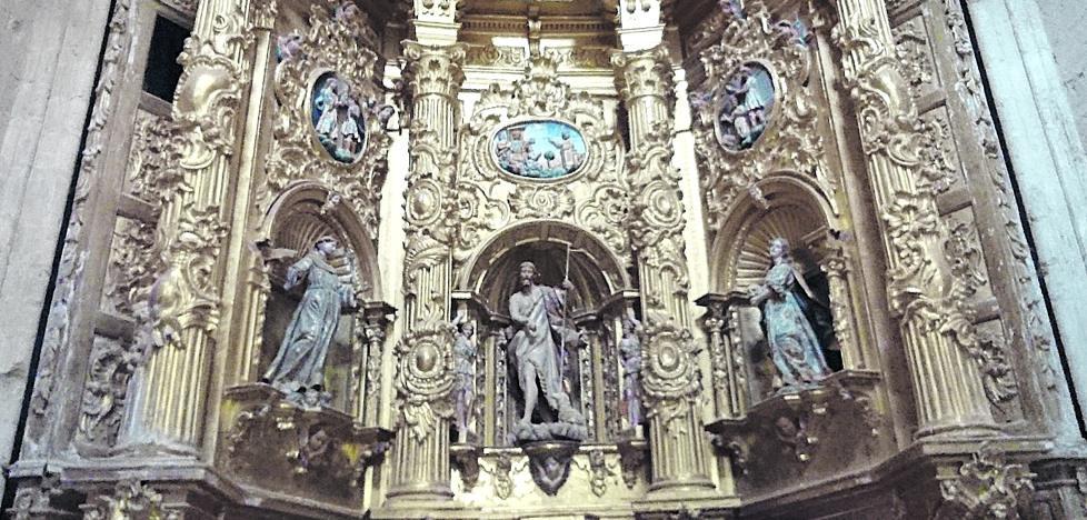 Nueve iglesias de la provincia acometen obras por un valor total de 744.347 euros