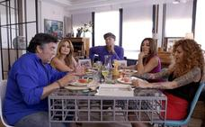 Olfo Bosé recuerda a su hermana Bimba en 'Ven a cenar conmigo'