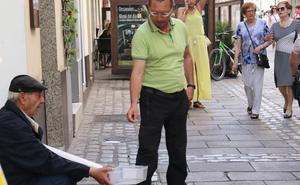440.000 personas se enfrentan a la pobreza o la exclusión en Castilla y León