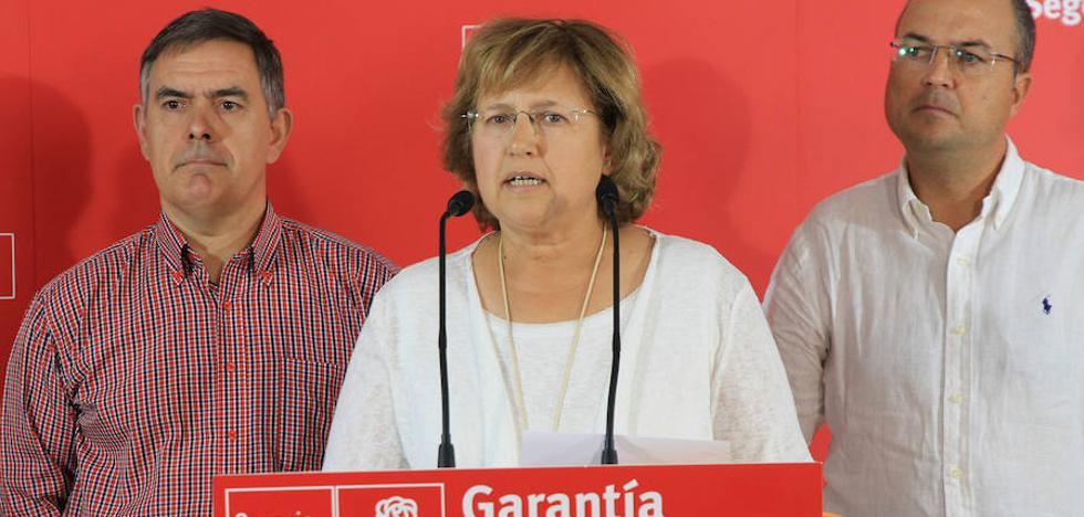 Vázquez atribuye la moción de censura en Ayllón a «la conflictividad» en el Ayuntamiento
