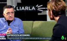 El Gran Wyoming y su inesperado encuentro con el líder de VOX