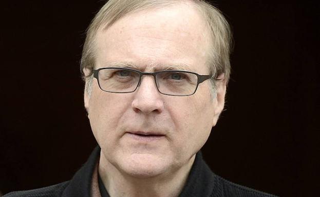 Muere Paul Allen, cofundador de Microsoft, a los 65 años
