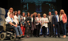 Gala de Premios Nacionales FEMUR Mujer 2018