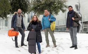 El Cuarteto Ribera propone su 'Contrapunto al desnudo'