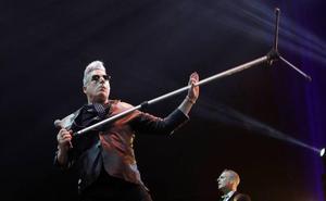 Loquillo presenta en Salamanca su gira '40 años de Rock and Roll Actitud'
