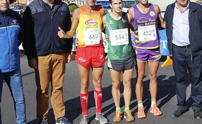 Una media maratón de la Diputación de Salamanca de 800 atletas