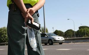 Multa de 720 euros para el conductor detenido en Valladolid drogado, sin seguro y con el carné retirado