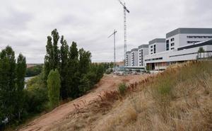 La construcción del vial de acceso al hospital podría retrasarse hasta 2020