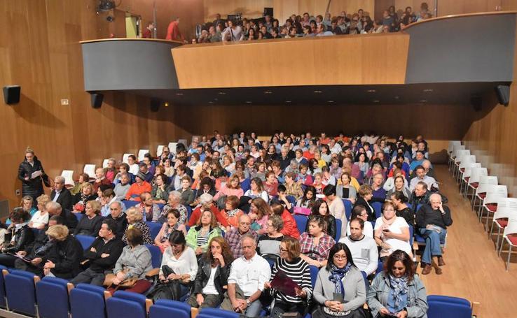 Festival de artes escénicas Aescena en Aguilar