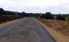 La carretera entre Castrillo y la vía autonómica de Sepúlveda a Peñafiel estará cortada tres días