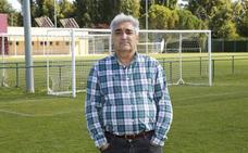 La resurrección de Chema Torres, último presidente del Club de Fútbol Palencia