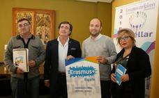 El colegio Santa Clara de Cuéllar usará instalaciones municipales para el plan Erasmus+