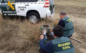 Detenidos en Ávila por estafar más de 100.000 euros a treinta agricultores