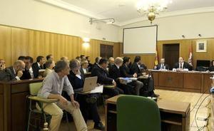 La Audiencia de Valladolid rechaza los recursos de tres de los encausados en el caso PGOU