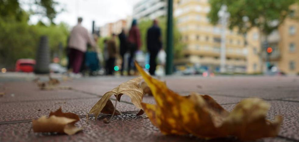 Temperaturas de 'veroño', este fin de semana en Valladolid