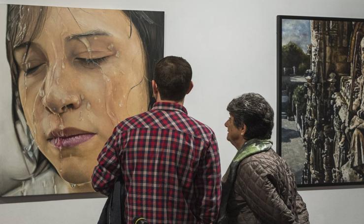 Salón de Otoño 2018 en la Casa Revilla de Valladolid