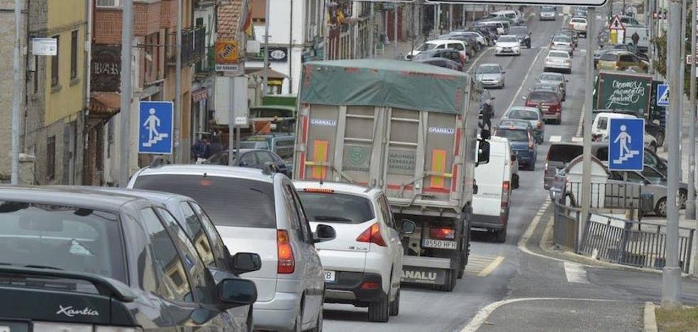 Fomento se da seis meses para alejar los camiones de San Rafael