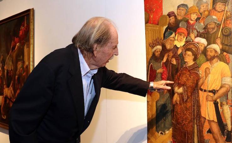 Las Francesas reúne pintura religiosa de los siglos XV al XVIII