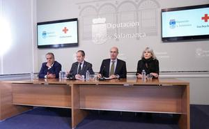 Destinan 95.742 euros a Cruz Roja para necesidades de la provincia