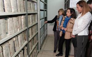 Ávila, punto de partida para abrir los archivos militares
