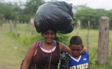 Trump azuza a Centroamérica contra los inmigrantes