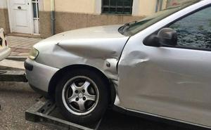 Se salta un ceda el paso y provoca un accidente en Valladolid