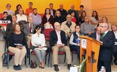 Acto del centenario del colegio Maristas