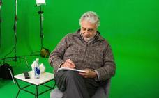 Plácido Domingo vuelve al cine con Rossy de Palma y Santiago Segura