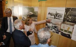 Santiveri celebra el 75 aniversario de su desembarco en Peñafiel